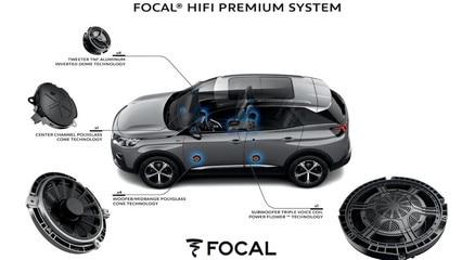 Peugeot & FOCAL