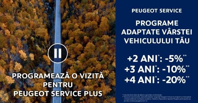 PEUGEOT SERVICE PLUS 2020
