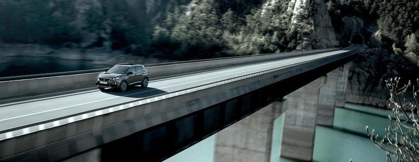 SUV Peugeot 3008 (14)
