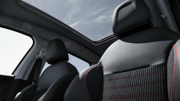 Peugeot 2008 - Interior GT Line