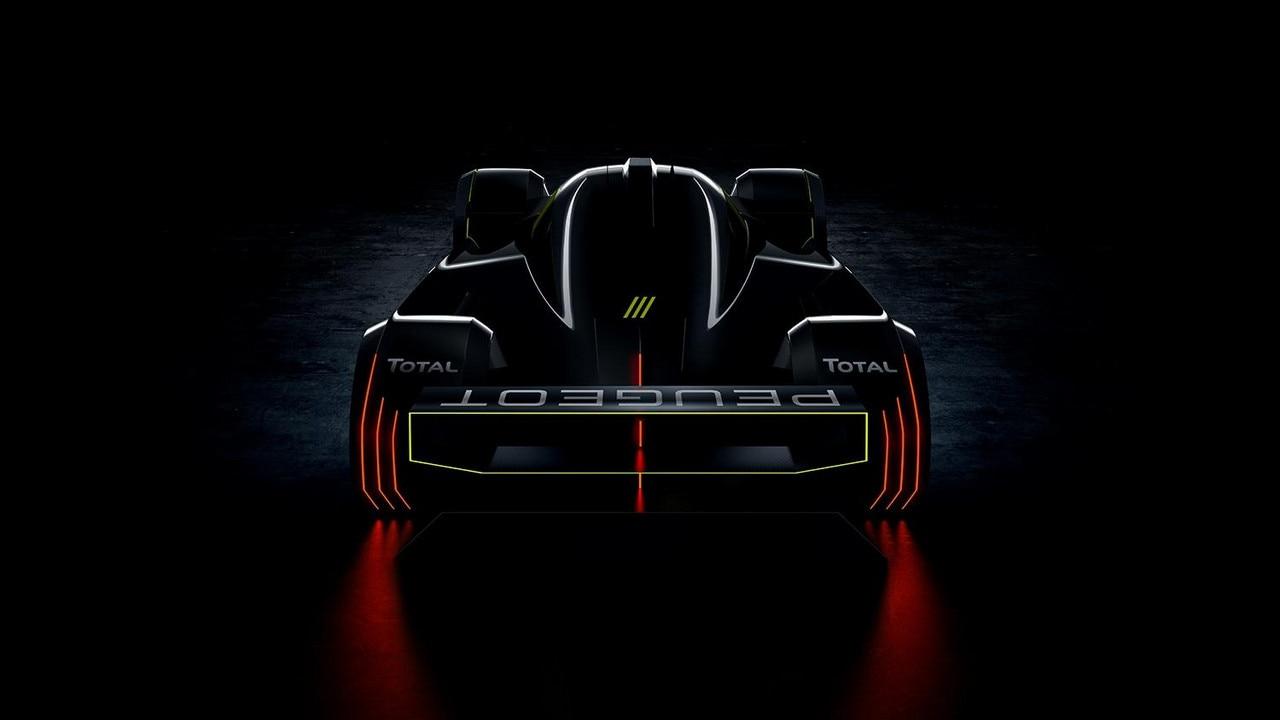 Peugeot Total - Le Mans Hypercar