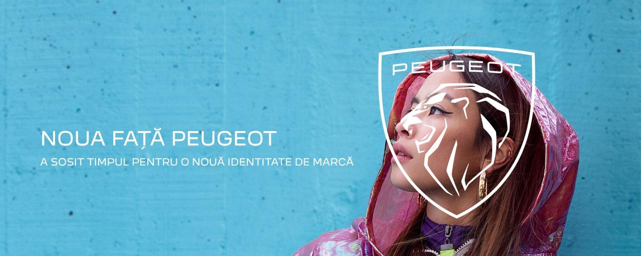 Peugeot - New Brand Identity