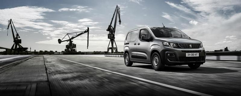 Noul Peugeot Partner