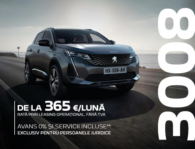 Peugeot 3008 - leasing operational