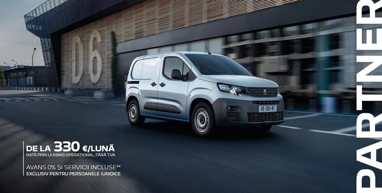 Peugeot Partner - leasing operational