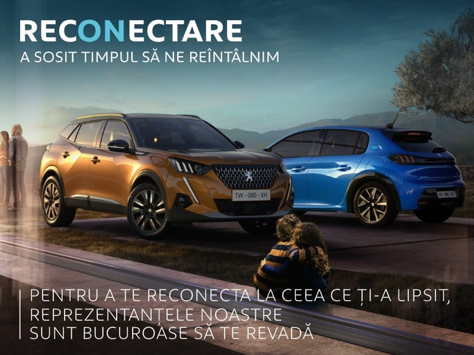 Peugeot Reconnect