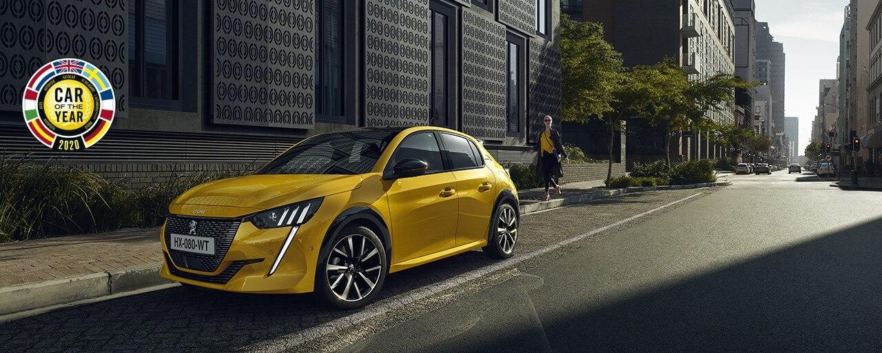Noul Peugeot 208 - COTY 2020