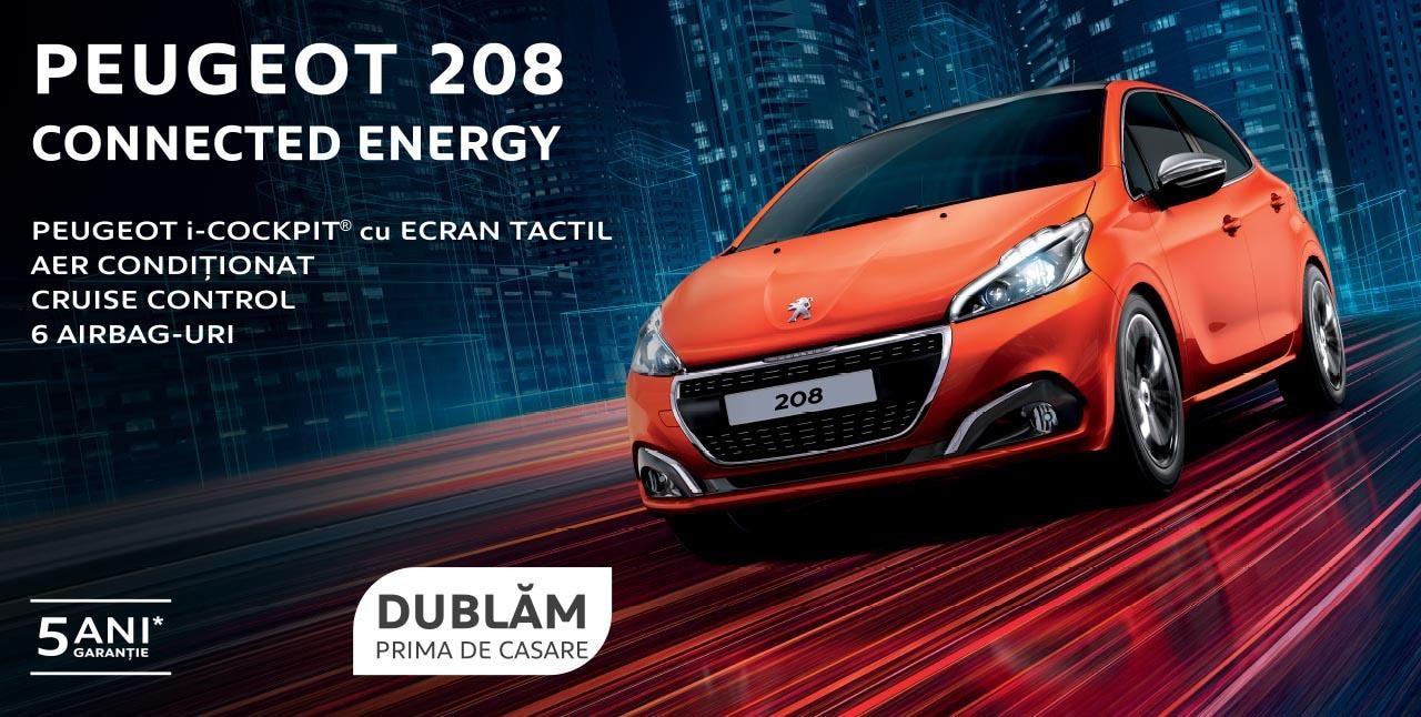 Peugeot 208 - Remat 2017