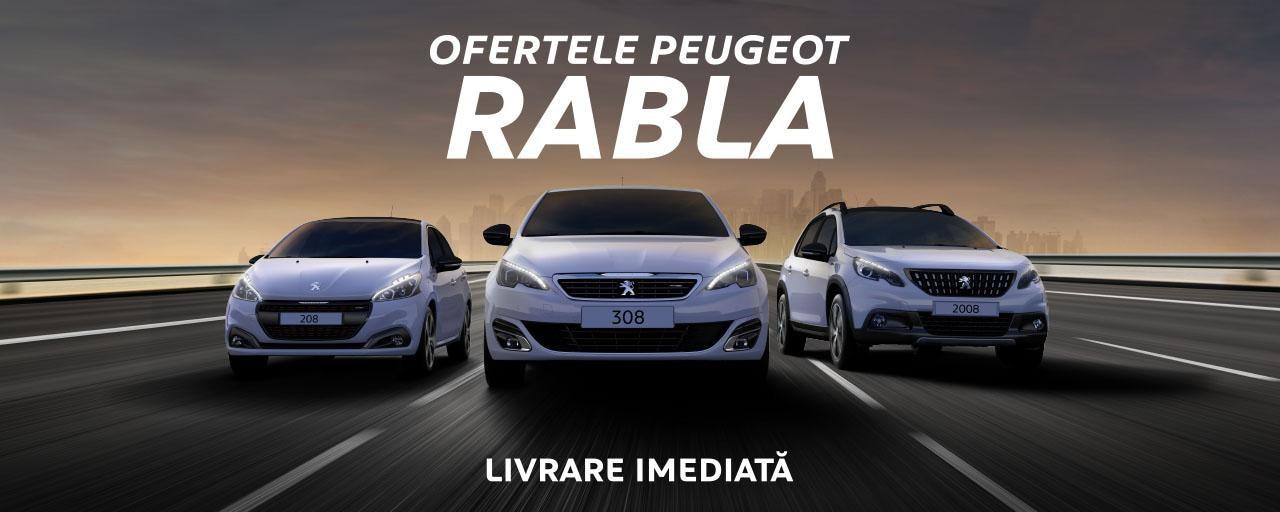 Peugeot Rabla 2018