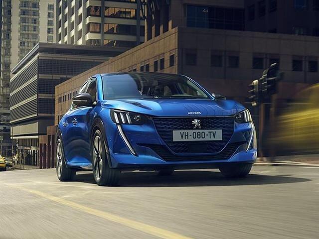 Noul Peugeot e-208 - descopera gama de electrice