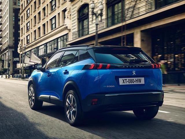 Noul Peugeot e-2008 SUV - descopera gama de electrice
