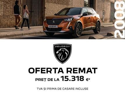 Peugeot 2008 - Oferta REMAT 2021