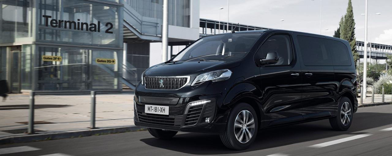 Noul Peugeot e-TRAVELLER