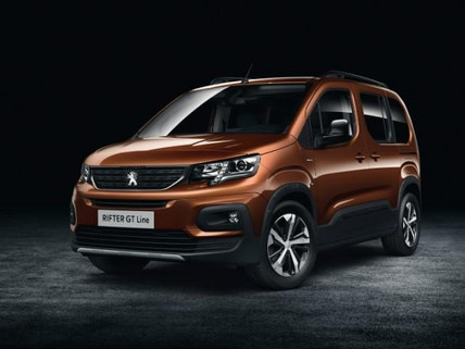PEUGEOT RIFTER - news crop