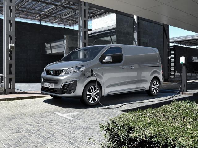 Noul Peugeot e-EXPERT - thumb