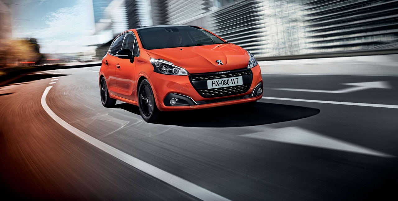 Peugeot 208 - Connected Energy
