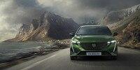 Noul Peugeot 308 - 2021