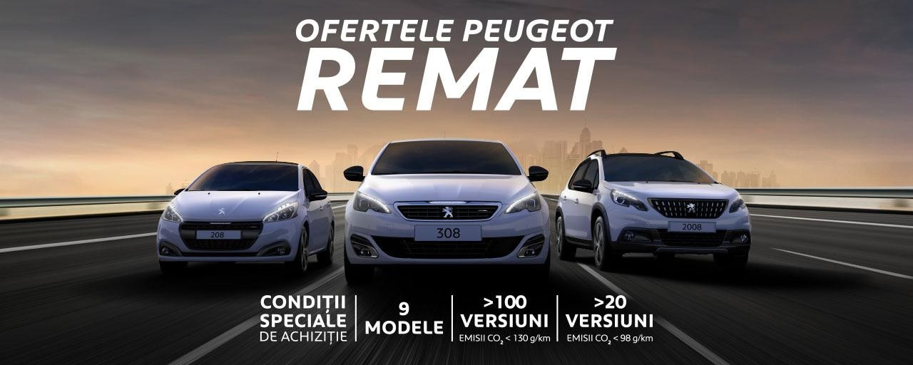 Peugeot - REMAT 2018