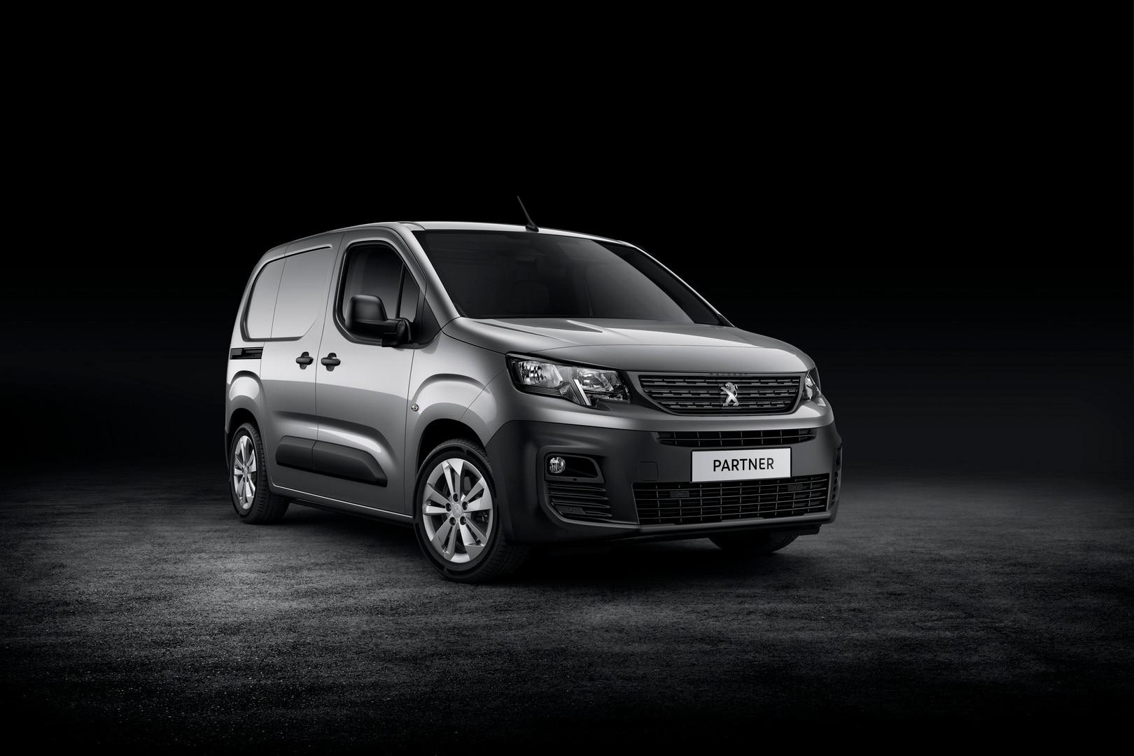 Peugeot Partner VU (01)
