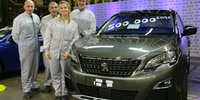 Peugeot 3008 - fabrica Sochaux