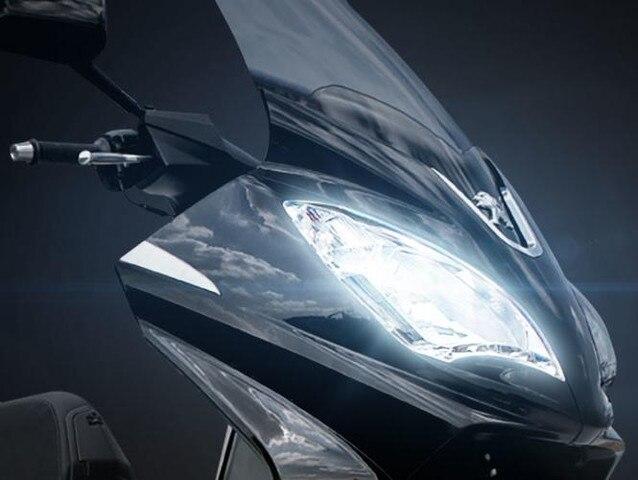 Peugeot Satelis - Design
