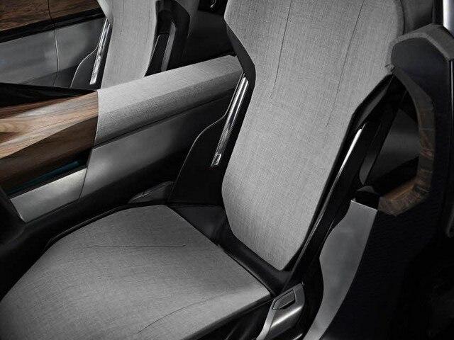 Peugeot Exalt - material textil