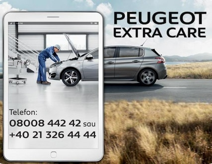 Peugeot Extra care