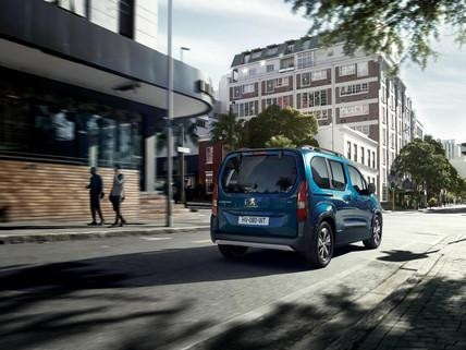 Peugeot RIFTER/e-RIFTER