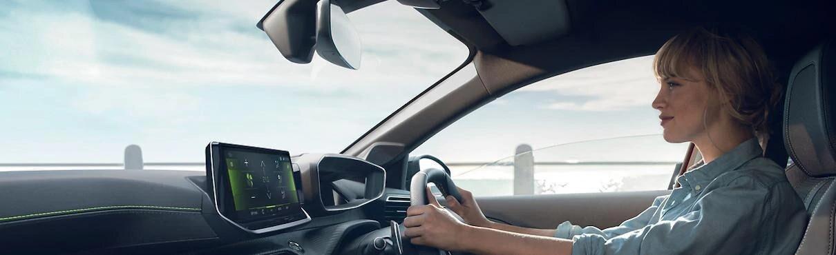 Peugeot - Servicii Conectate