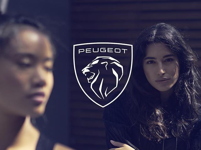 Peugeot- new Logo