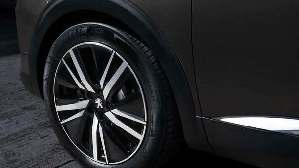 "Noul Peugeot 3008 - jante din aliaj 19"" San Francisco"