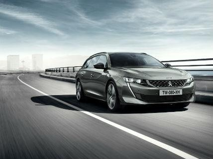 Peugeot 508 SW - news feed desk
