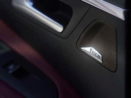 Noul Peugeot 3008 - sistem Hi-Fi FOCAL®