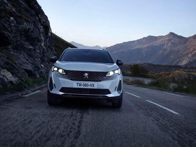 Noul Peugeot 3008 HYBRID - motorizări plug-in hybrid