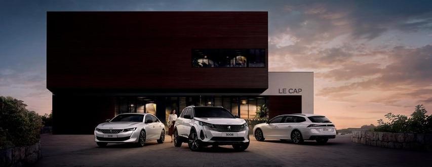 Peugeot - gama PHEV 2020