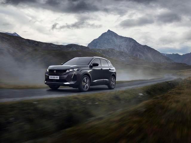 Noul Peugeot 3008 - motorizări termice