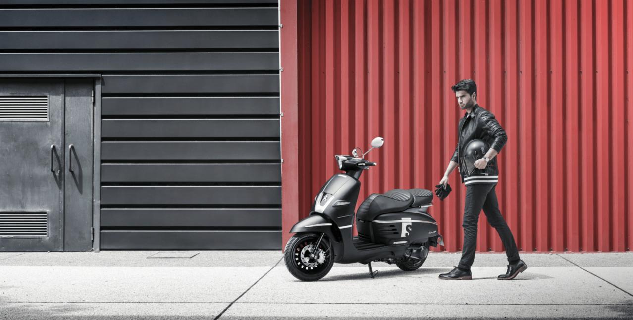 Peugeot Scooters - Django