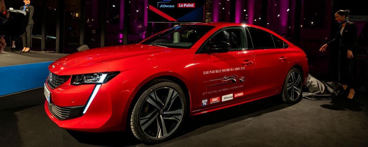 Noul Peugeot 508 - Cea mai frumoasă mașină a anului 2018