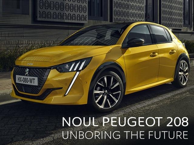 Noul Peugeot 208 - HP slideshow, thumb