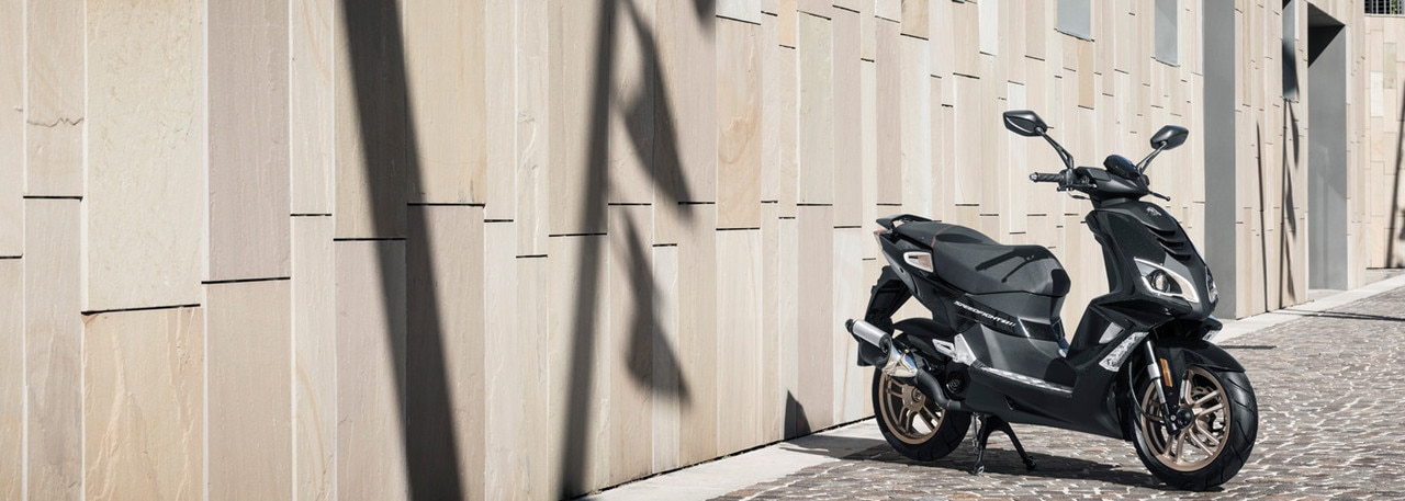 Peugeot Scooters - Speedfight
