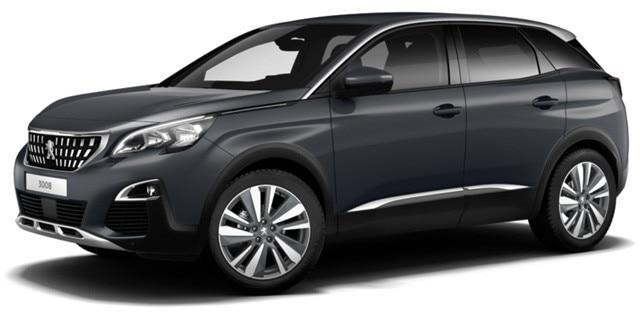 Peugeot 3008 Allure