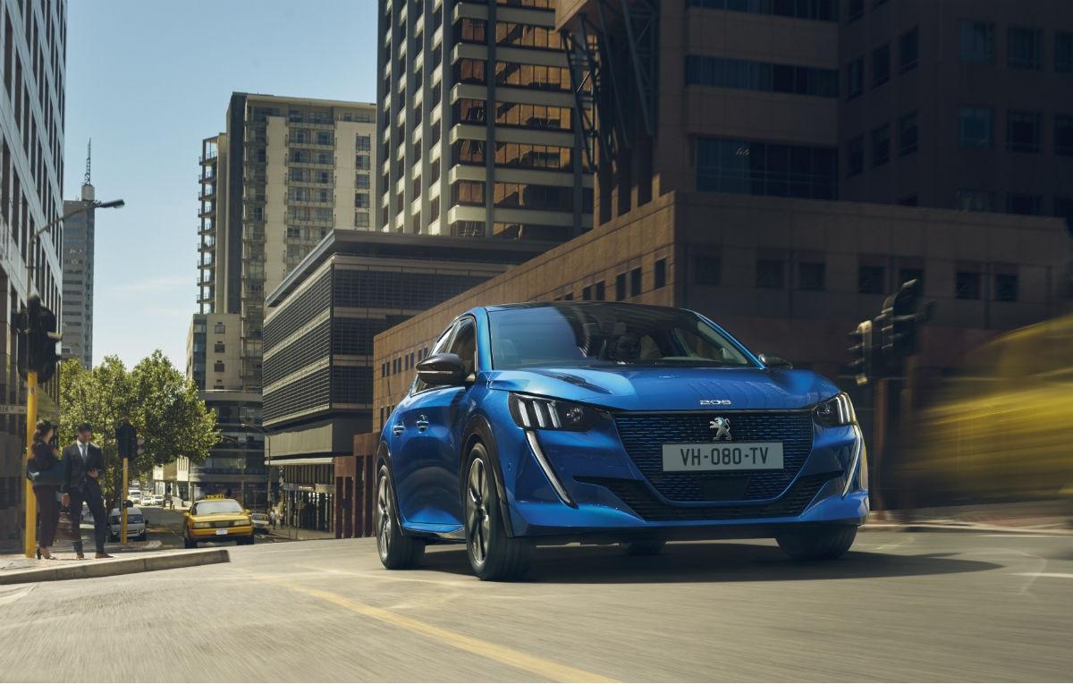 Noul Peugeot e-208