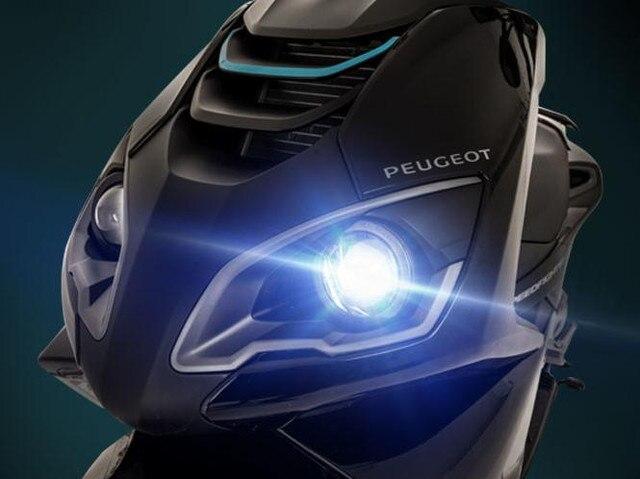 Peugeot Scooters - Speedfight -faruri