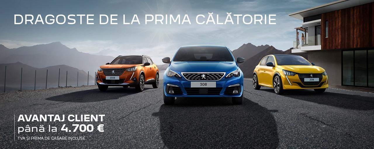 Peugeot - Oferte REMAT 2021