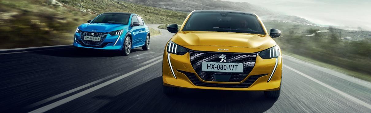 Noul Peugeot 208 - COTY 2020 finalist