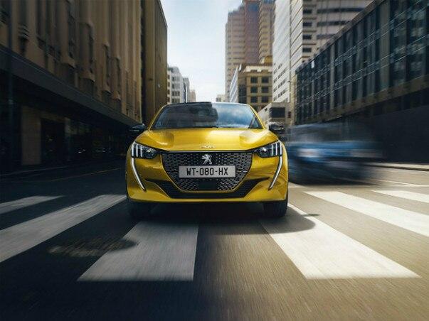 Noul Peugeot 208 -thumbnail