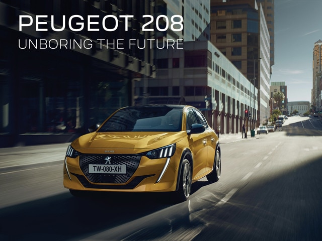 Peugeot 208 - New Brand Identity