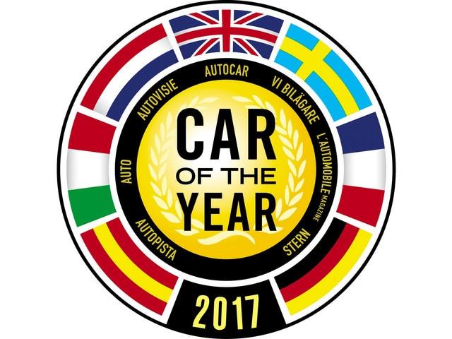 COTY 2017 Peugeot 3008