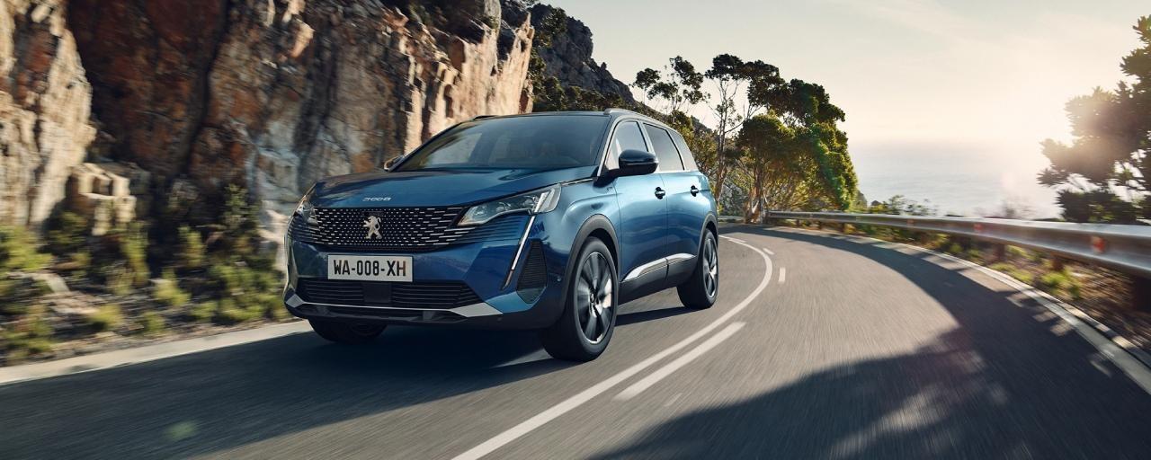 Noul SUV Peugeot 5008