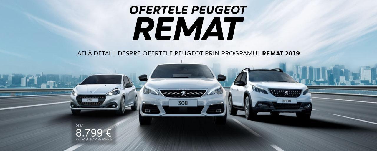 Peugeot - REMAT 2019